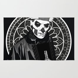 Your Infernal Majesty Rug