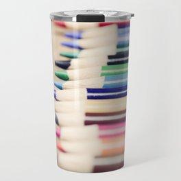 Colorful Life Travel Mug