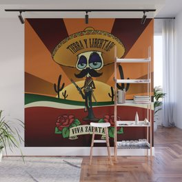 Viva Zapata! Wall Mural