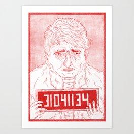 The Poor Art Print