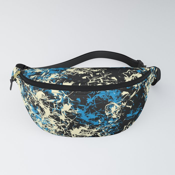 Abstract 9 Fanny Pack