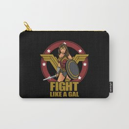 Fight like a Gal Carry-All Pouch