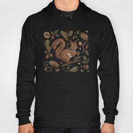 Red Squirrel Hoody