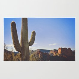 Saguaro Cactus Rug