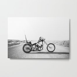 1956 Pan / Shovel Metal Print