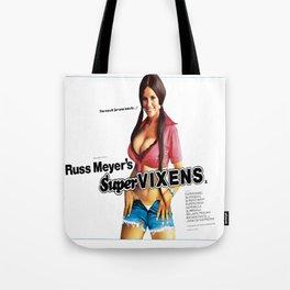 Vintage Super Vixens Tote Bag