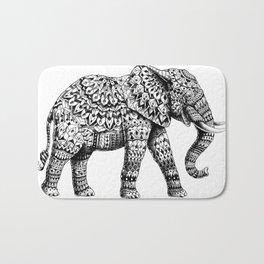 Ornate Elephant 3.0 Bath Mat