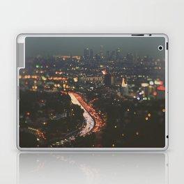 L.A. Skyline. Stardust Laptop & iPad Skin