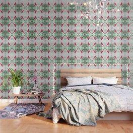 Cardinal Mandala Wallpaper