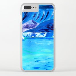 LAKE MEAD NEVADA USA Clear iPhone Case