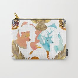 the golden trio Carry-All Pouch