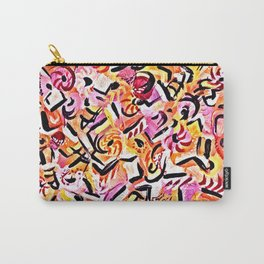 Licorice Allsorts Carry-All Pouch