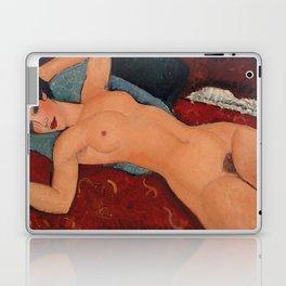 "Amedeo Modigliani ""Nu couché"" Laptop & iPad Skin"