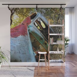 Natural Wreck Wall Mural