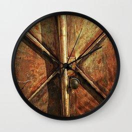 Pátina Wall Clock