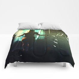Window Dressing Comforters
