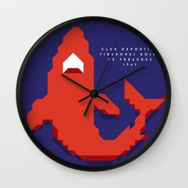 Liga MX: Veracruz Wall Clock