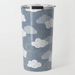 RAIN CLOUDS Travel Mug