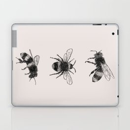 Three Bees Laptop & iPad Skin