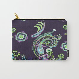 NY Paisley 3 Carry-All Pouch