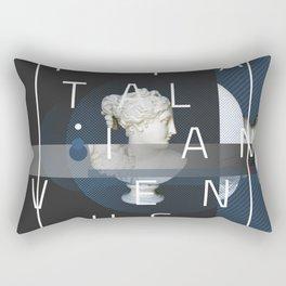 Italian Venus #everyweek 46.2016 Rectangular Pillow