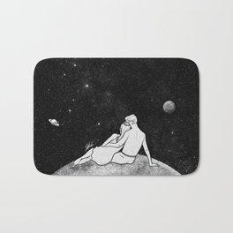 The greatest moon. Bath Mat