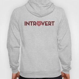 Introvert Pentagram Hoody