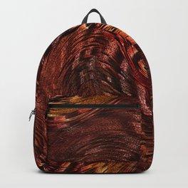 Mixing Copper Metallic Backpack
