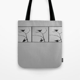 Turtledoves Tote Bag