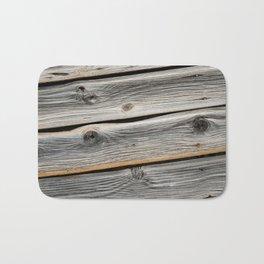 Wood Grain 2 Bath Mat