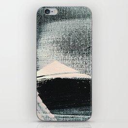 Blushing Black iPhone Skin
