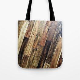 Panel Floor Beauty Tote Bag
