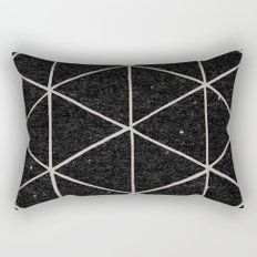 Geodesic Rectangular Pillow