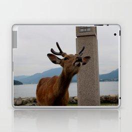 miyajima deer Laptop & iPad Skin