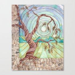Surreal Landscape 4 Canvas Print