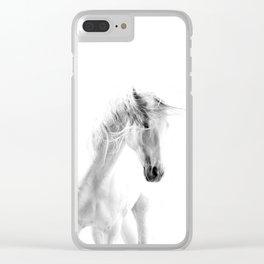 swish Clear iPhone Case