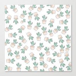 Cactus #1 Canvas Print