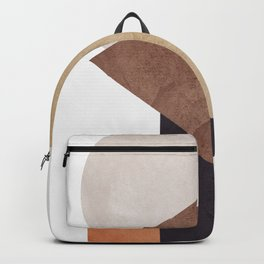 Abstract Geometric Art 10 Backpack