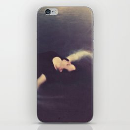 Smoke in the Water iPhone Skin
