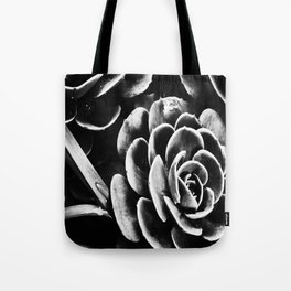 Succlent Tote Bag