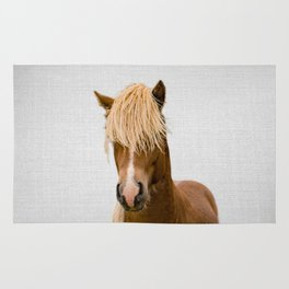 Horse - Colorful Rug