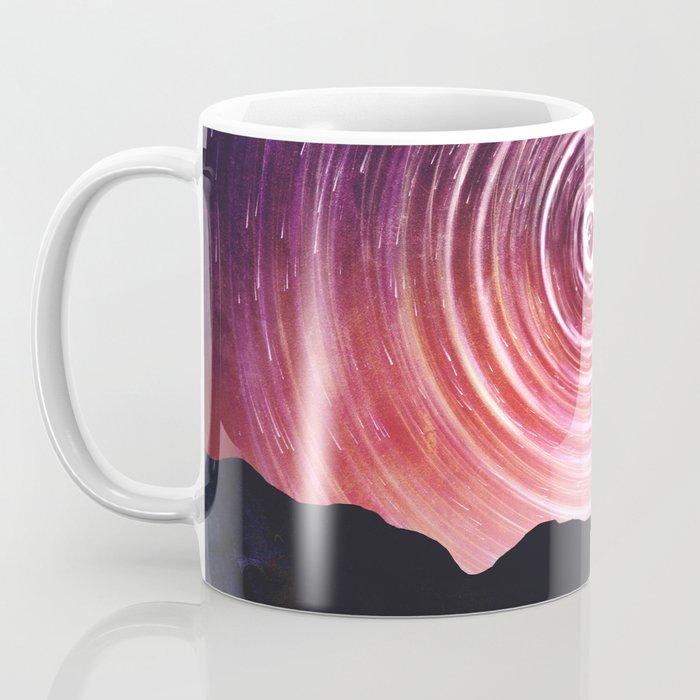 Follow the stars II Coffee Mug