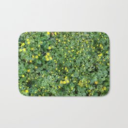 Clover Field Bath Mat
