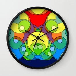 Abstrakt 1 Wall Clock