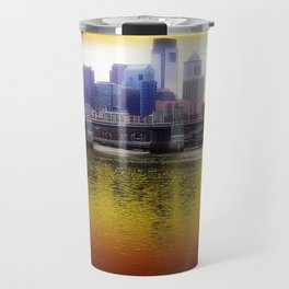 Philly Reflects Travel Mug