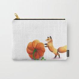 Pumpkin Thief Carry-All Pouch