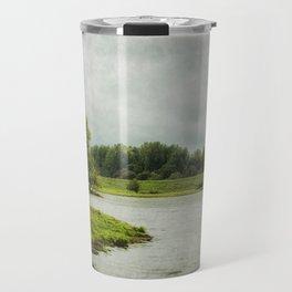 Sauvie Island Travel Mug