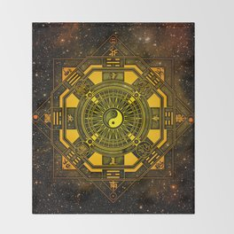 Magic Circle - Li Shaoran Throw Blanket