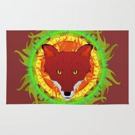 Summer Fox Rug