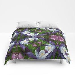 Bartram's Blossom Comforters